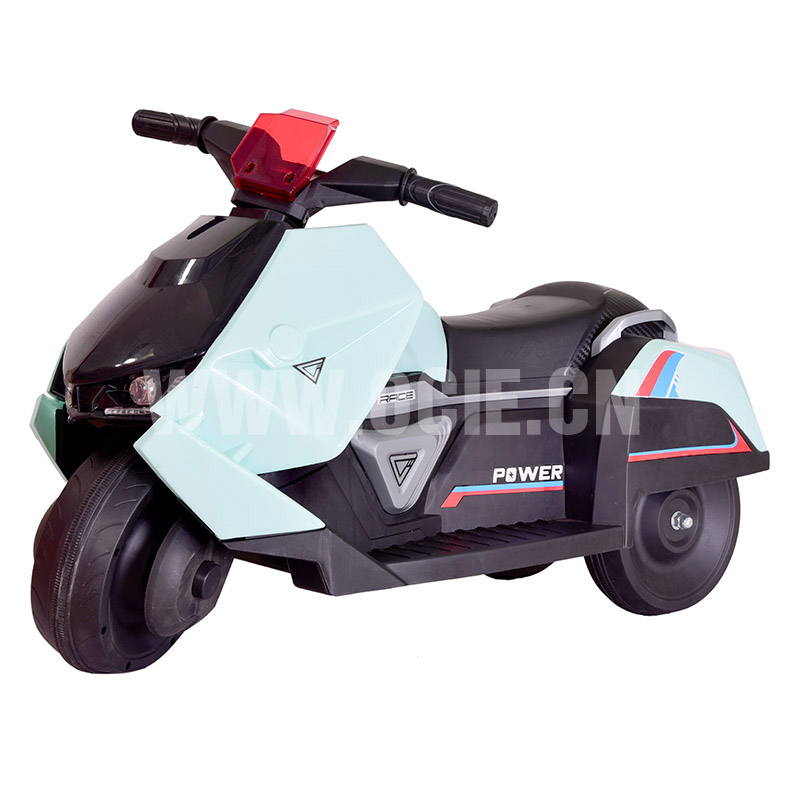RECHARGEABLE MOTOCYCLE