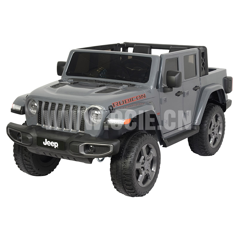 RECHARGEABLE CAR W/ RC,JEEP  LICENSED