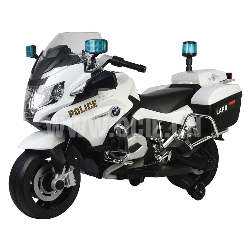 RECHARGEABLE MOTORCYCLE W/BMW R1200 RT-P LICENSED