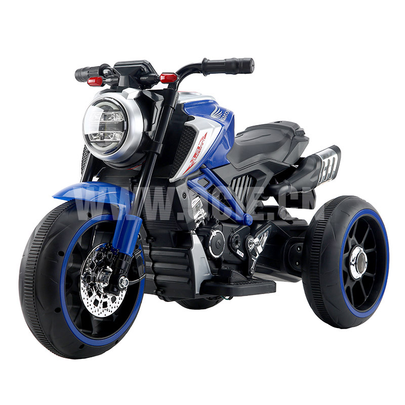 RECHARGEABLE MOTORCYCLE