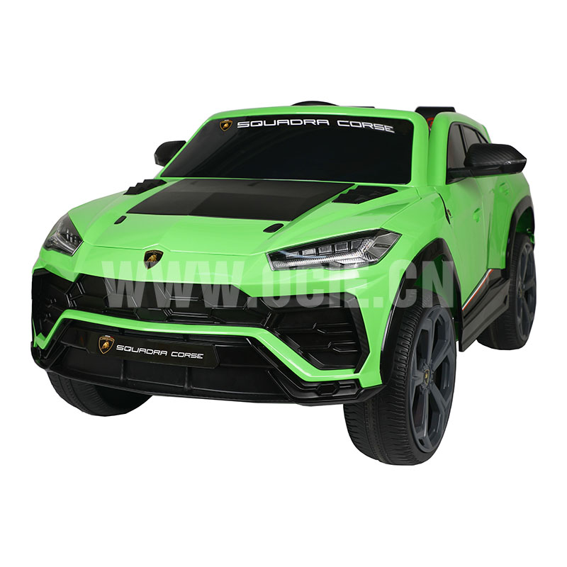 RECHARGEABLE CAR W /RC,LICENSED  LAMBORGHINI URUS