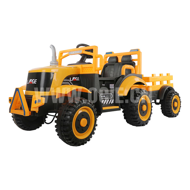 RECHARGEABLE TRACTOR W/ RC