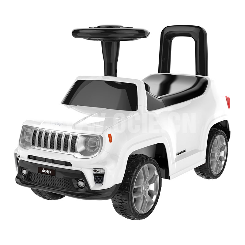 RIDE ON CAR W/ LICENSED JEEP RENEGADE