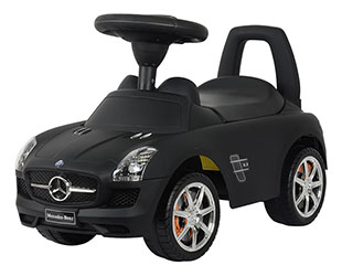 RIDE ON CAR BENZ SLS AMG