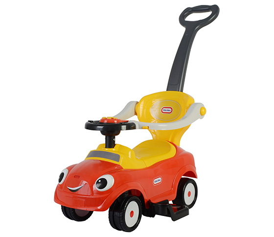 RIDE ON CAR W/ LITTLE TIKES LICENSE