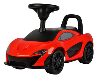 RIDE ON CAR W/MCLAREN P1 LICENSE